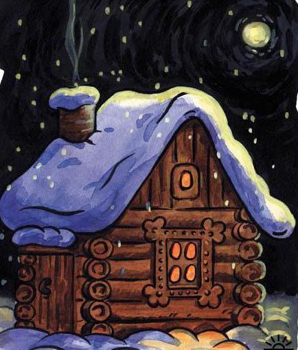 Сказочный домик, домик, домики