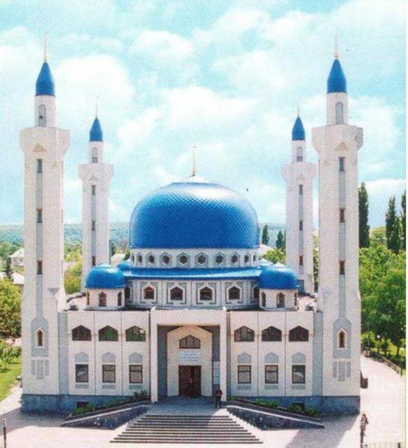 Майкопская мечеть, оригинал