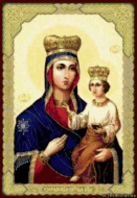 Озерянская божья матерь