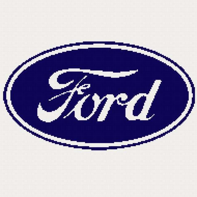 Эмблема Ford, предпросмотр