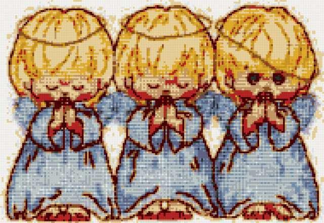 Три ангелочка, предпросмотр