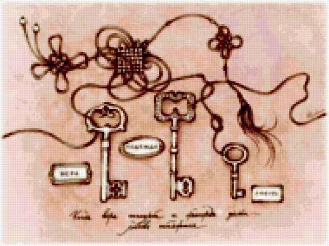 Лабиринт, лабиринт ключ ключи
