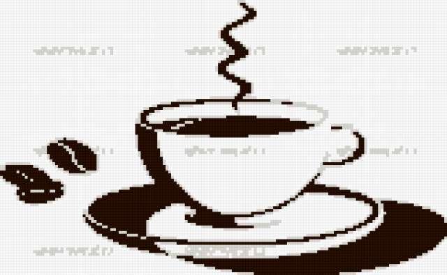 Кофейная чашка , предпросмотр