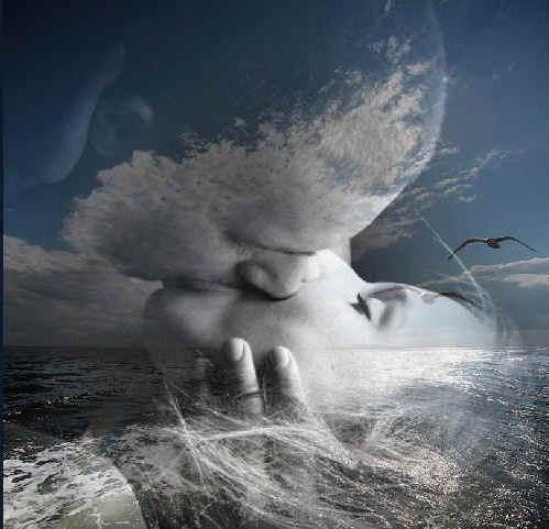 Поцелуй неба и земли, оригинал