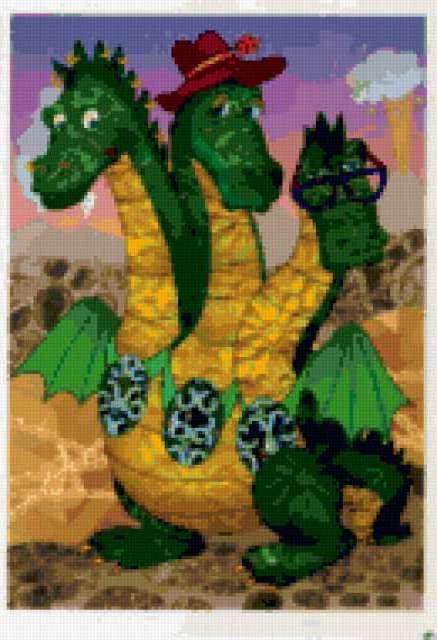 Змей-горыныч, предпросмотр