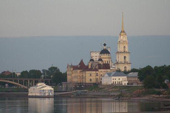 Рыбинск, рыбинск. собор в
