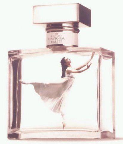Духи, флакон стекло парфюм