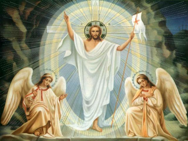 Религия, религия, ангелы.