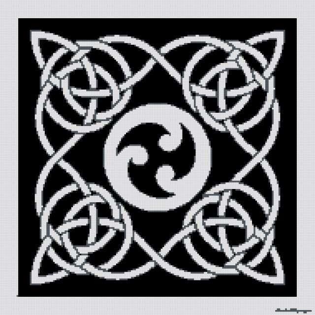 Кельтский орнамент, кельтская