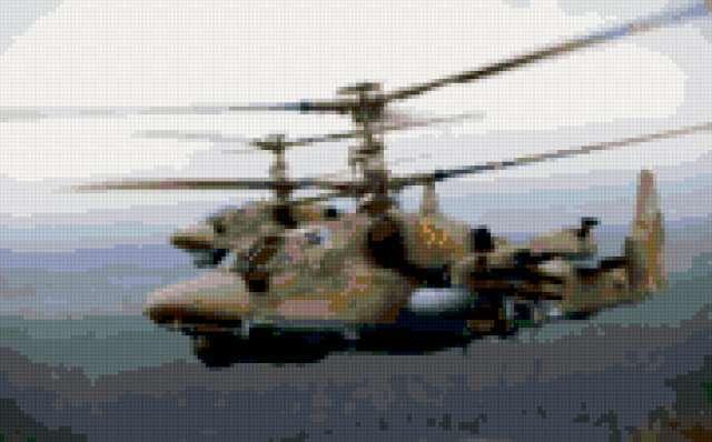 Вертолет, предпросмотр