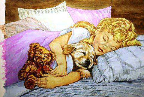 Сладкие сны, оригинал