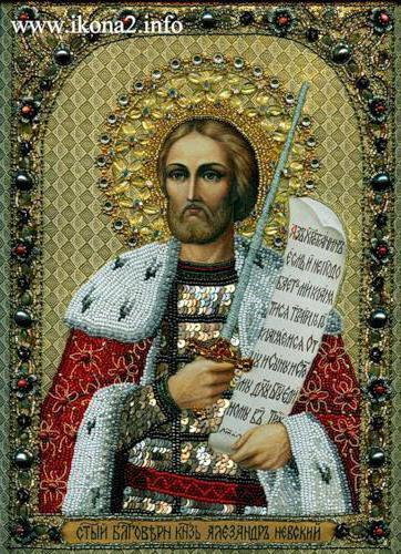 АЛЕКСАНДР НЕВСКИЙ, оригинал