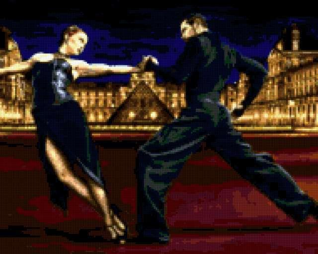 Танго в Париже, предпросмотр