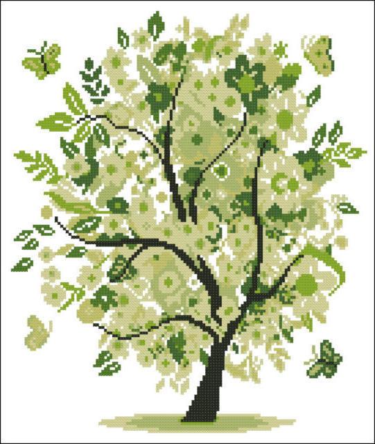 Дерево лета, дерево, лето,