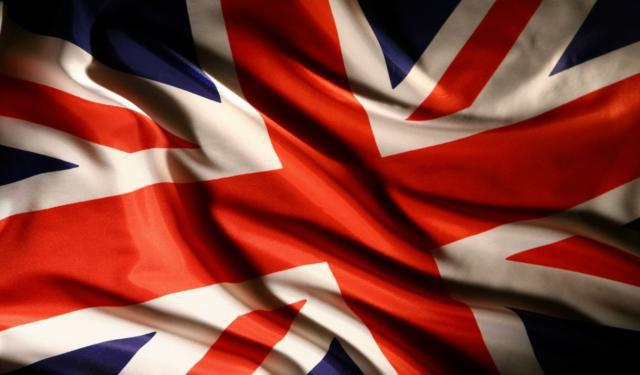 Флаг Великобритании, оригинал