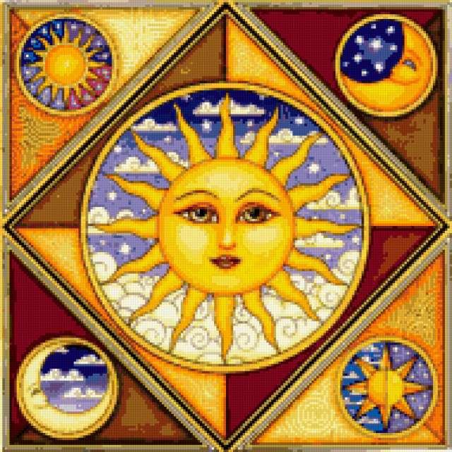 Солнце, предпросмотр