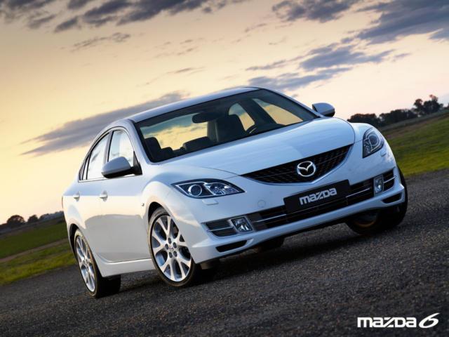 Mazda 6, оригинал