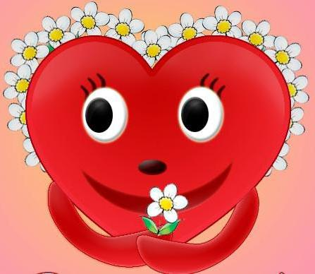 Валентинка, валентинка