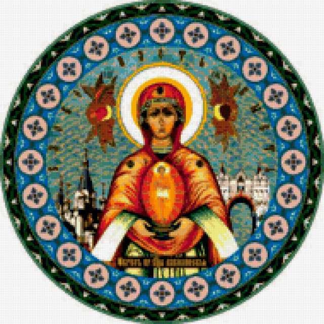 Албазинская икона Божьей