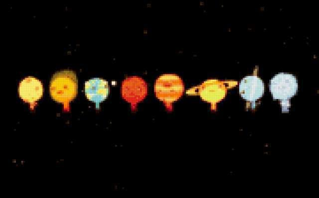 Парад планет, предпросмотр