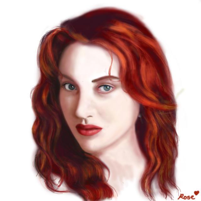 Роза Титаник, оригинал