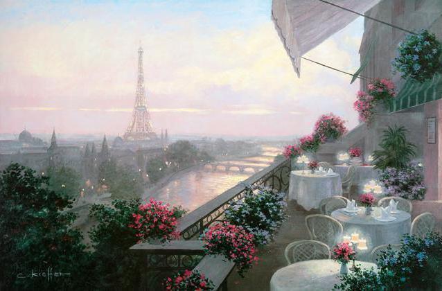 Очарование Парижа, оригинал