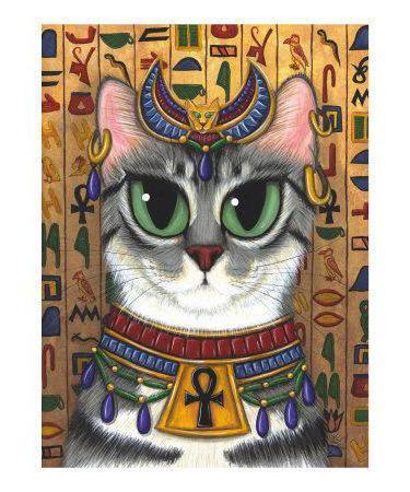 Египет Богиня Бастет, оригинал