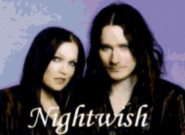 Nightwish, тарья, тарья и туомас, туомас, nightwish