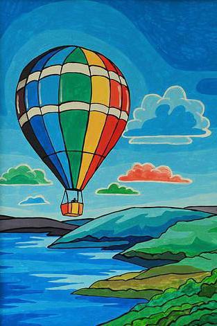 Воздушный шар,