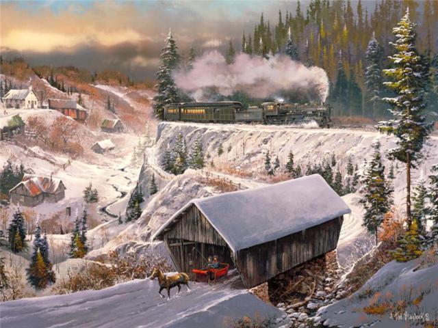 Открытие железной дороги