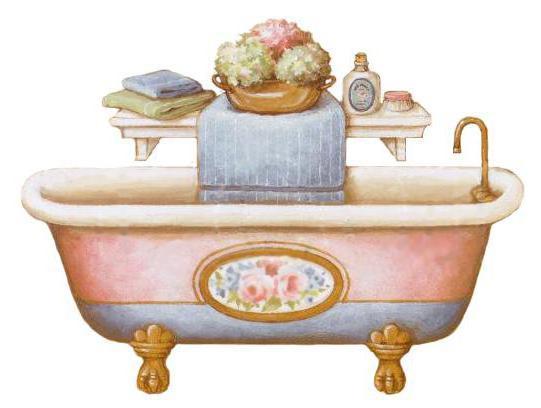 Ванная, оригинал