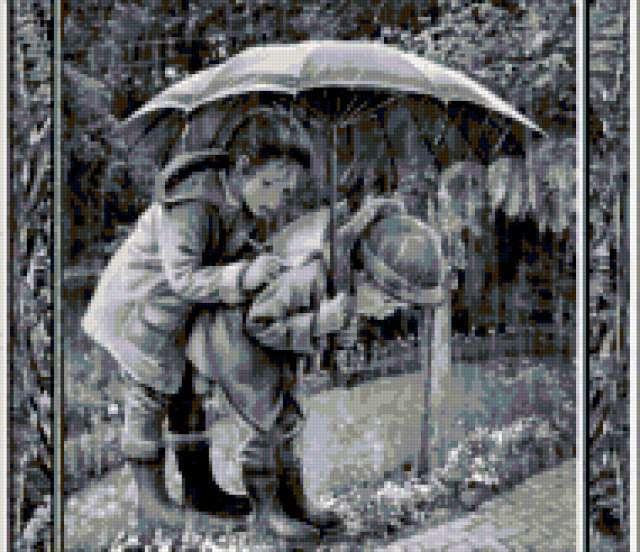 Дети под дождем, предпросмотр