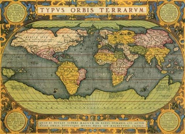 Карты Мира, оригинал