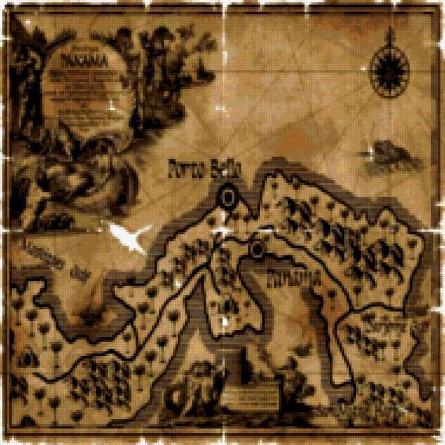 Карты Мира, предпросмотр