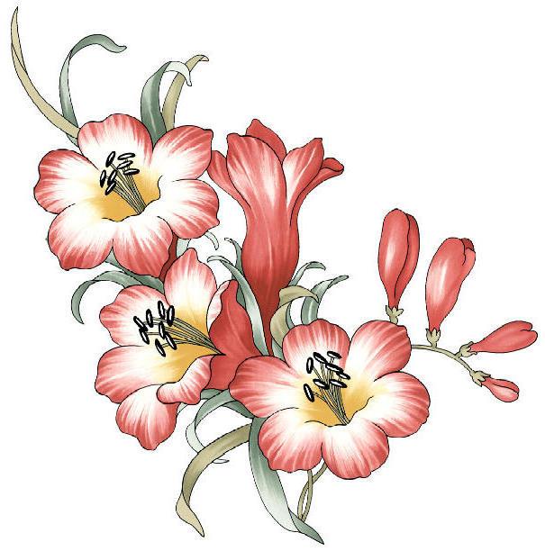 Подушка Цветы, цветы, подушка