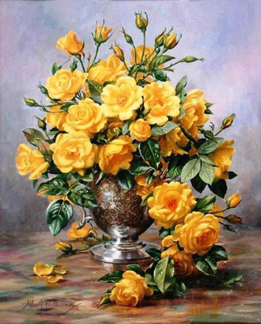Желтые розы, желтые розы,