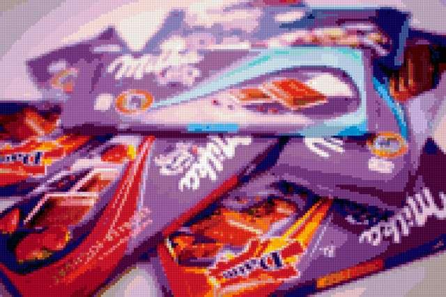 Шоколад Милка (Milka), шоколад