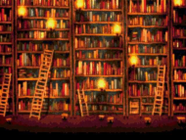 Схемы вышивки библиотека