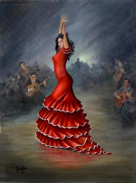 Страсть танца, оригинал