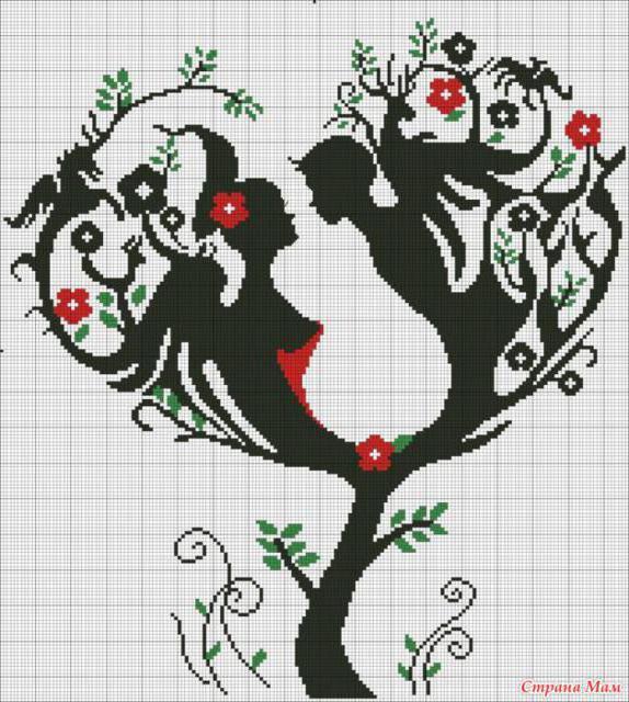 Дерево любви, оригинал
