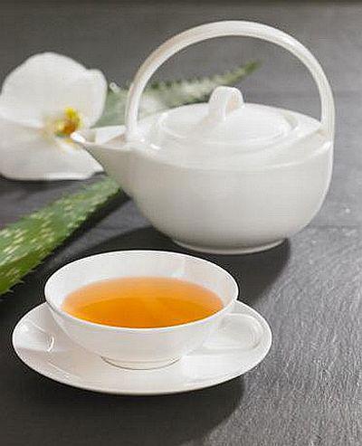 Чай с жасмином, чайная пара,