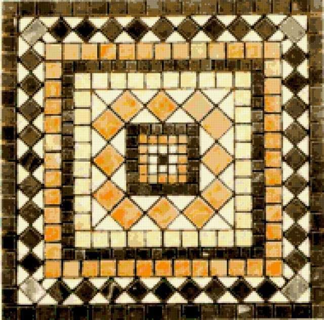 Орнаменты своими руками мозаика 98