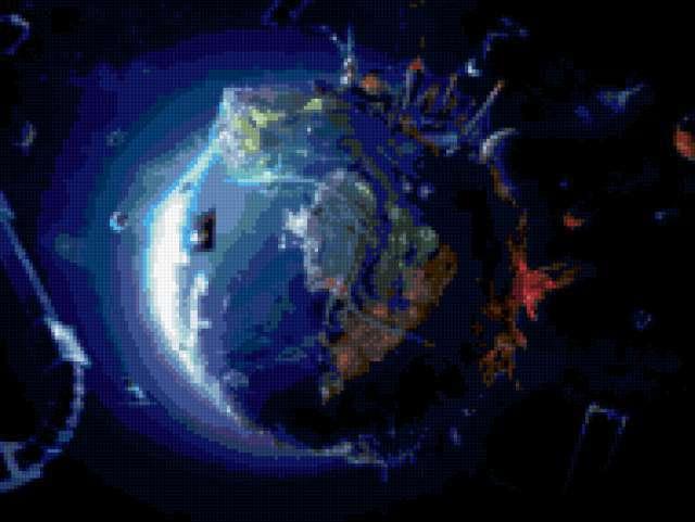 Планета Земля, планеты, земля,