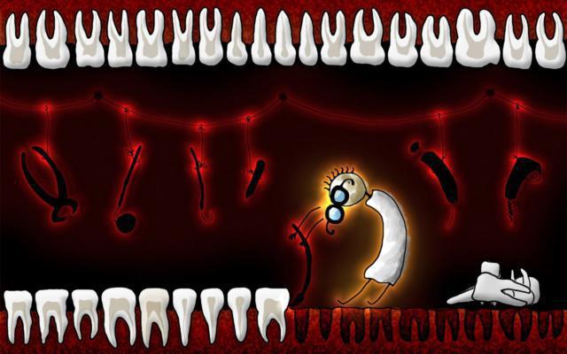 зубы, врач, дети