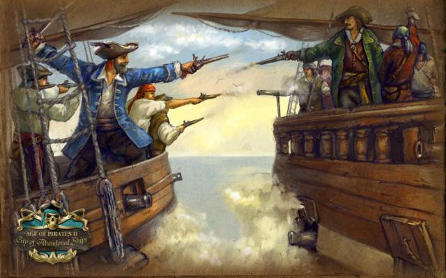 Пираты, пираты, люди, корабль,