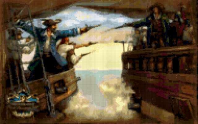 Пираты, предпросмотр