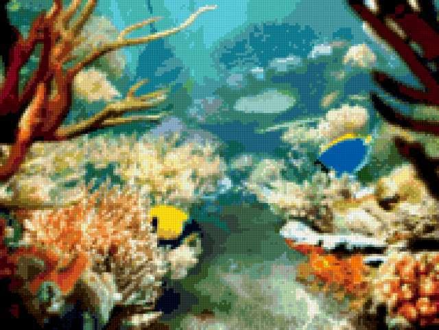 Морской пейзаж, предпросмотр