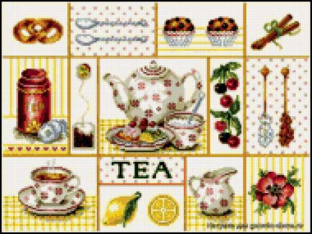 Чай сэмплер, предпросмотр