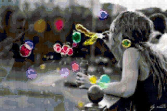 Мыльные пузыри, предпросмотр