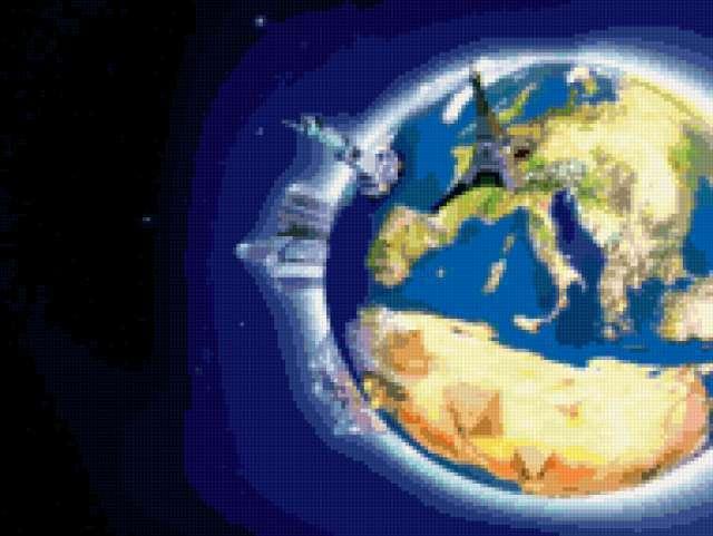 Планета Земля, предпросмотр